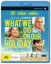 What We Did On Our Holiday (Blu-ray, 2015)