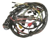 Mustang Underdash Wiring Complete w/o Tach 1968 - Alloy Metal Products