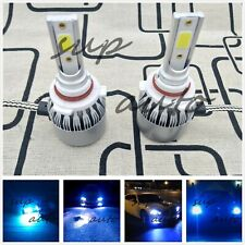 9005 HB3 CREE LED Headlight Bulb Conversion Kit High/Low Beam 8000k ice blue 55W