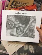 Harry Potter Celebration 2018 20th anniversary items