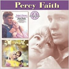 Percy Faith - Today's Themes for Young Lovers / for Those Love [New CD]