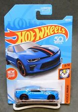2018 Hot Wheels Car 265/365 '18 Camaro SS - L Case