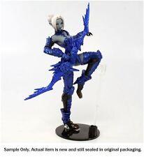 YUJIN SR SERIES LINEAGE II 2 Ver 1.5 - DARK ELF BLUE ARMOR GASHAPON SEALED JAPAN