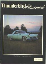 Thunderbird Illustrated Fall 1974 Collectible Magazine