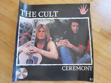 Cult Ceremony Promo Poster