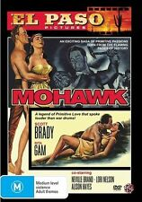 Mohawk (DVD, 2011) El Paso Western *New & Sealed* Region 4