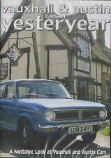 VAUXHALL & AUSTIN CARS OF YESTERYEAR - A Nostalgic Look Back (NEW/SEALED DVD)
