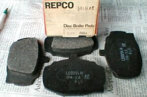 NOS Repco Deluxe D117 Disc Brake Pads for Hillman Humber Singer Sunbeam FRONT
