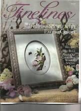 FineLines Magazine Spring 2002 Vol 6 No 4.  COPY