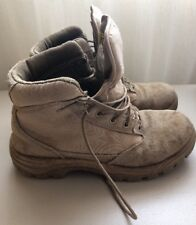 Work Zone Sand Swat Boots Dual Density Sole Size 6.5 Mens