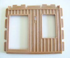 PLAYMOBIL (B611) GARE COLORADO SPRING 3770 - Mur Ouvertures Fenêtre & Portes
