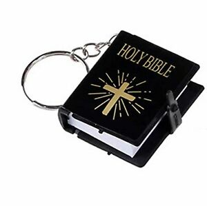 Pocket English Bible - small lettering