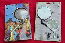 Specchietti retrovisori grigi VITALONI Moto Guzzi, Benelli, Yamaha, Honda ....