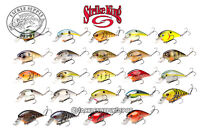 Strike King KVD 1.0 Squarebill Crankbait 2in 1/4oz - Pick