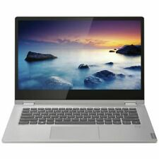 Lenovo IdeaPad C340 14 inch (256GB, Intel Core i5 10th Gen., 1.60GHz, 8GB) Laptop - Platinum - 81TK002XAU