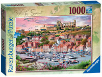 15004 Ravensburger Whitby Sunset Jigsaw Puzzle 1000 Pieces Ages 12 years+