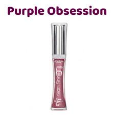 Loreal Paris Glam Shine 501 Purple Obsession 6ml Long Lasting 6hr Lip Gloss