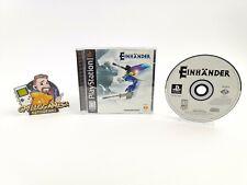 "Sony Playstation 1 Spiel "" Einhänder "" Ps1 | Ntsc | Ovp | Psx | Squaresoft"