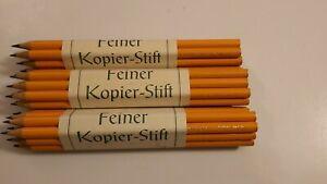 3 Päckchen Feiner Kopierstift ROMULUS à 12 Stück  620 med. lila