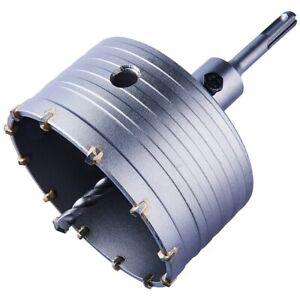 110mm HEAVY DUTY SDS TCT Core Drill Bit Concrete Masonry Hole Cutter+ Pilot Dril