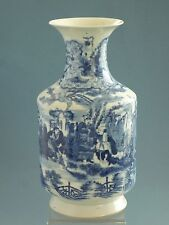 Qing Dynasty blue and white vase (八仙会)