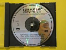 Beth Hart Band Immortal Promo CD Single