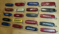 1 x Swiss Army Knife Classic Victorinox, Wenger, Premium And/Or Rare Logo...!!!