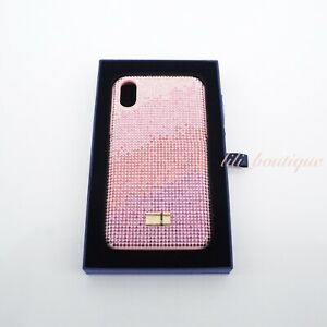 NIB New Swarovski 5481459 High Love Smartphone Case Cover iPhone XR Pink Multi