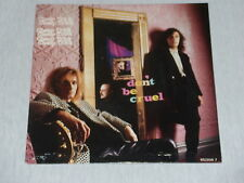 45 tours SP - CHEAP TRICK - DON'T BE CRUEL -  1988