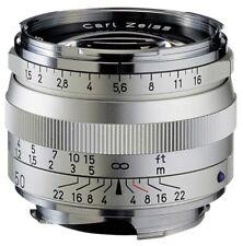 ZEISS ZM 50mm 1,5 C Sonnar T* Leica M silber