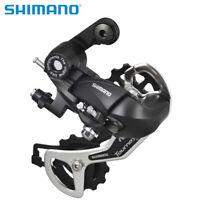 Shimano Tourney RD TX35 6 7 8 Speed MTB Bike Rear Mech Derailleur Direct Mount