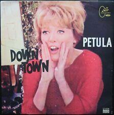 PETULA CLARK RARE PRESSAGE BRESIL BRAZIL DOWN TOWN 33T LP BIEM MOCAMBO 40.268