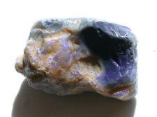 11.91 Grams 59.55 Carats Australian Blue Opal Cab Cabochon Rough Gemstone ES8443