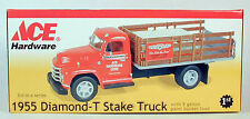 Ace Hardware 1955 Diamond-T Stake Truck 1:34 Ltd 3rd in Series Ed Free Shipping