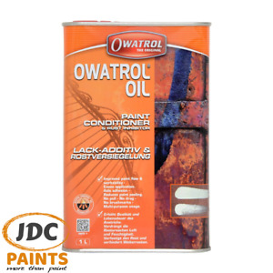OWATROL OIL PAINT CONDITIONER AND RUST INHIBITOR 1L