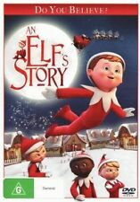 AN ELF'S STORY: [The Elf On The Shelf] DVD CHRISTMAS MOVIE BRAND NEW R4