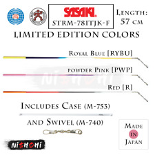 Sasaki - R.G. - Tri-Color Sticks (Short) - 3 Colors - Strm-781Tjk-F