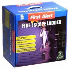 Fire Escape Ladder3Story By First Alert Mfrpartno El53W-2