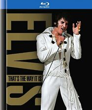 Elvis: That's the Way It Is (1970) Special Edition | New | Blu-ray + DVD Set