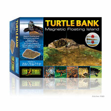 EXO Terra Turtle BANK SMALL ISOLA GALLEGGIANTE MAGNETICA