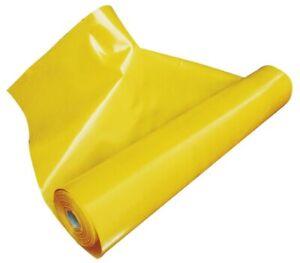 Vapour Barrier Foil Heating Polythene Moisture Insulation Damp Proof Membrane