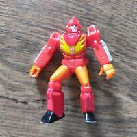 """Transformers Micro Machines Titanium Series Rodimus 2.5"""""""