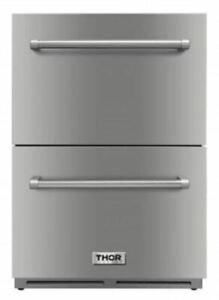 Thor Kitchen TRF2401U 24 inch Indoor/Outdoor Undercounter - Beige