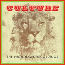 Culture - The Nighthawk Recordings - New CD EP - Pre Order - 12th April
