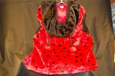 Lady Bug Halloween Costume Fun Infant Baby Red Black Outfit
