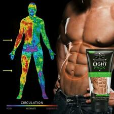 Men Slimming Gel Cream Fat Burning Muscle Stomach Belly Weight Loss Reducer X1A0