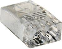ViD Steckklemmen 2 x 0,5 - 2,5 mm² (100 Stück) Verbindungsklemmen Dosenklemmen