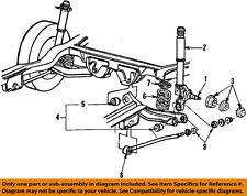FORD Rear Hub Seal 85-90 Escort 85-87  Lynx 85-89 Tempo 85-88 EXP