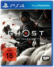 Ghost of Tsushima + Bonus-DLC (PS4) (NEU & OVP) (UNCUT) (Blitzversand)