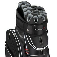 Founders Club Premium Golf Cart Bag with 14 Way Organizer Divider Top